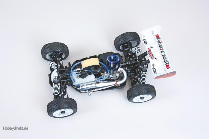 HYPER 9 GL PRO 4WD M1/8 Graupner 90049.GL