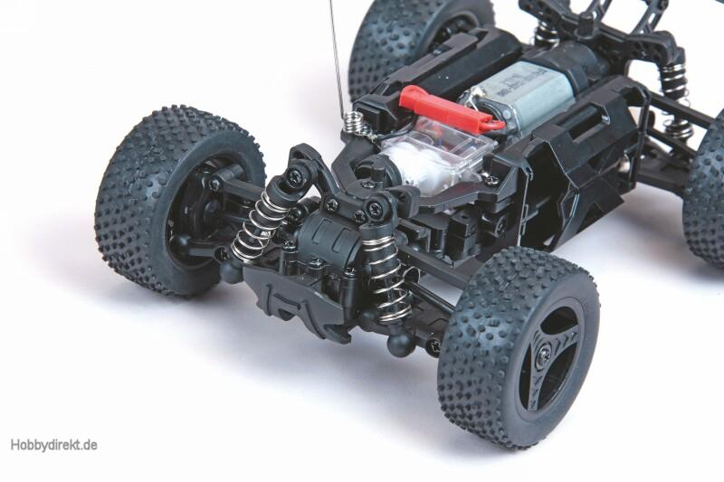 WP LEOPARD XXS 4WD RTR Graupner 90121