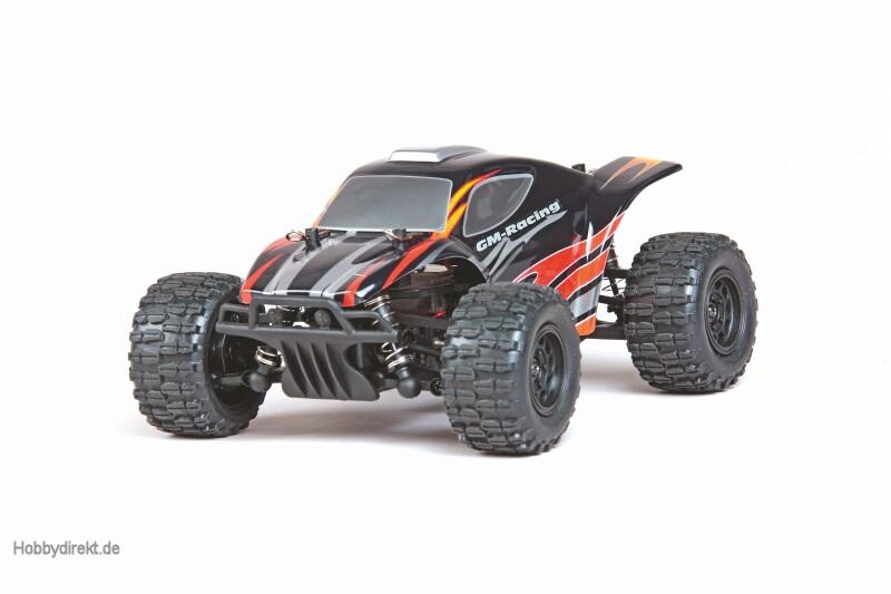 WP BAJA SC XXS 4WD RTR Graupner 90122