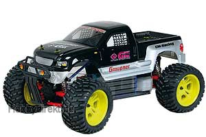 WP MONSTER TRUCK MT6FUEL 2WD RTR M1/6 Graupner 90162.RTR