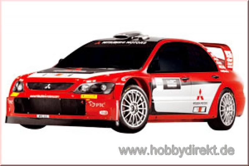 WP MITSUBISHI WRC2006 1:14 4W Graupner 90301