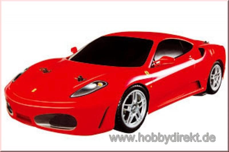 WP FERRARI F430 GT2rot 1:14 4W Graupner 90320