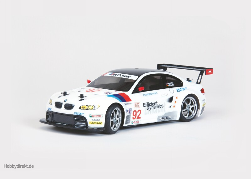 WP BMW M3 GT2 2009 2,4GHZ 1:14 Graupner 90341