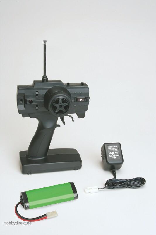 WP RADICATOR Elektro4 WD RTR . RC 1/10 Graupner 90500.RTR