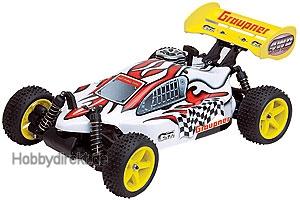 WP RADICATOR NITRO 4WD m. RC Graupner 90501.RTR