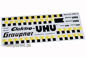 Dekorbogen Graupner 9400.14