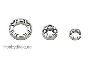 Keramikkugellager 1/8x3/8x5/32 Graupner 95206