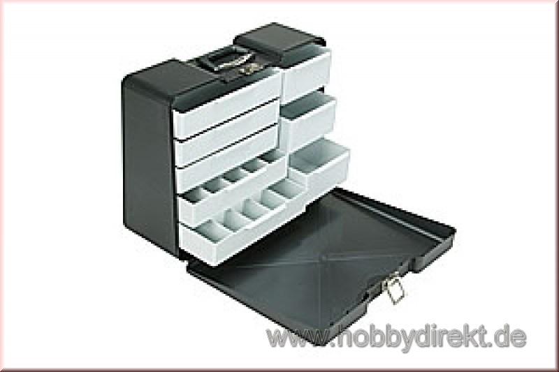 graupner werkzeugkoffer gro 98170 4013389263566 hobbydirekt. Black Bedroom Furniture Sets. Home Design Ideas