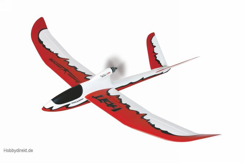 V-VENTURE Elektro Segelflugmodell Spannweite ca. 1350 mm Graupner 9910.100