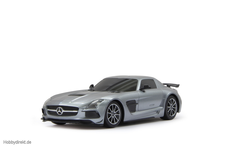 mercedes sls amg bs 1 18silbe jamara 404141 4042774397791 hobbydirekt. Black Bedroom Furniture Sets. Home Design Ideas