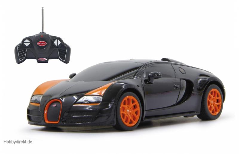 bugatti veyron grand sport vitesse 1 18 schw orang jamara. Black Bedroom Furniture Sets. Home Design Ideas