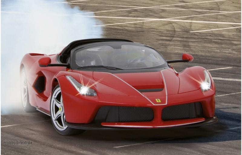 Ferrari Laferrari Aperta 114 Rot Driftmodus Jamara 405150 Hobbydirekt