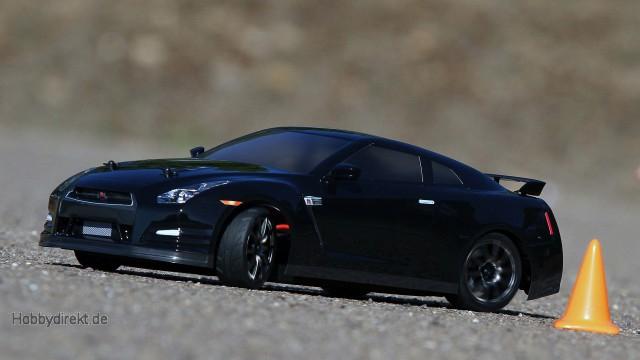 Vaterra Nissan GTR 2012 V100-S1  1:10 RTR EU/UK Horizon VTR03004