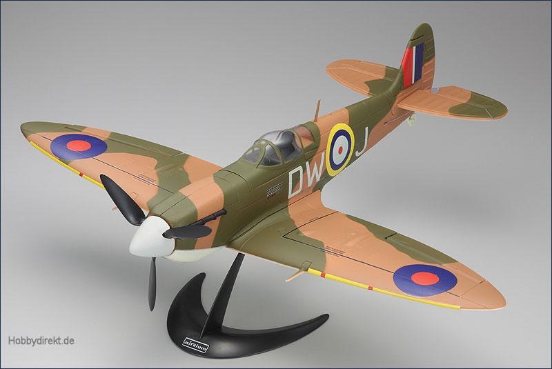 EP aiRium Spitfire Mk.1 VE29 PiP Kyosho 10951MK1