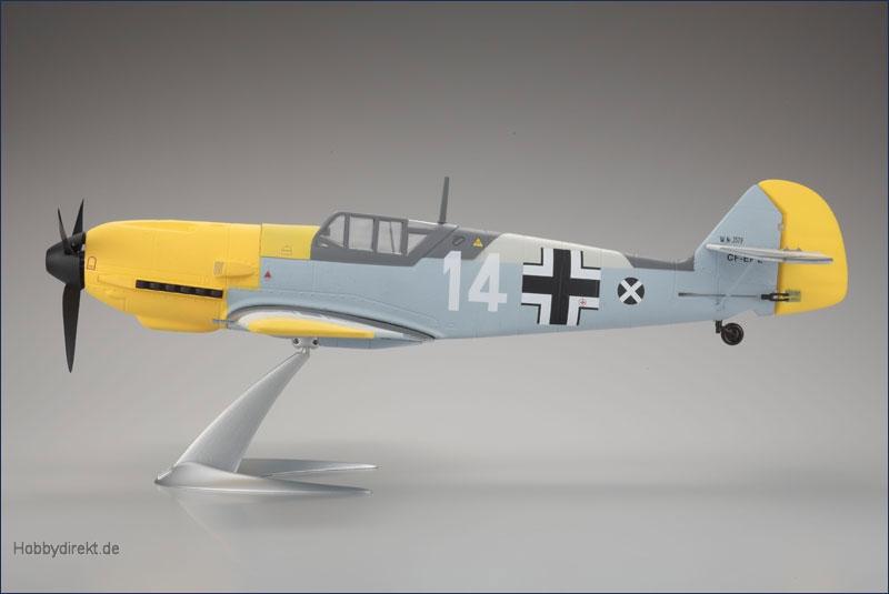 EP aiRium Messerschmitt Bf109E VE29 Kyosho 10952