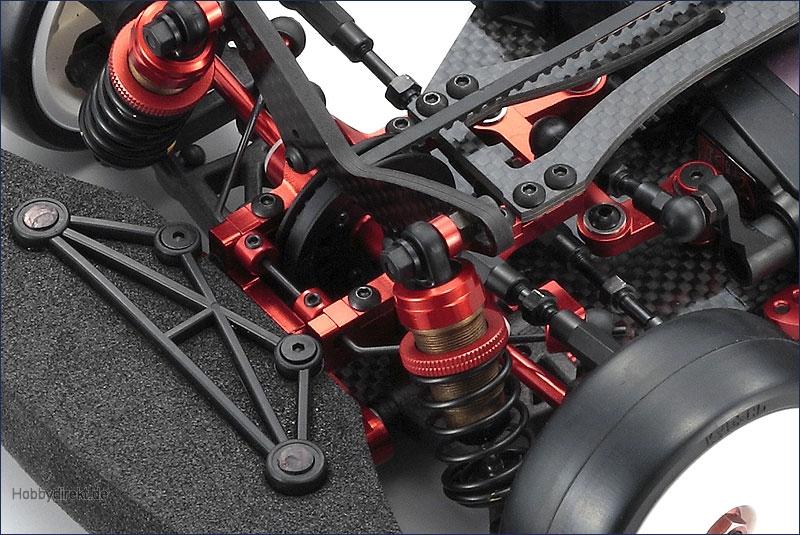 1:10 EP 4WD TF6 Kit Kyosho 30024