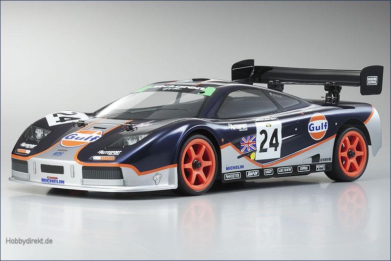 1:10 EP 4WD Fazer McLaren F-1 GTR Kyosho 30905S