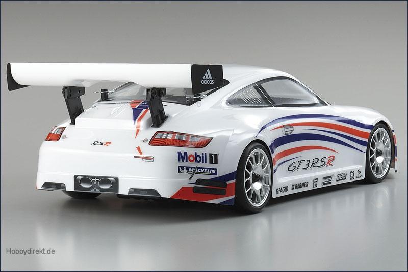 1:10 EP 4WD Porsche 911 GT3 RSR Fazer Kyosho 30906