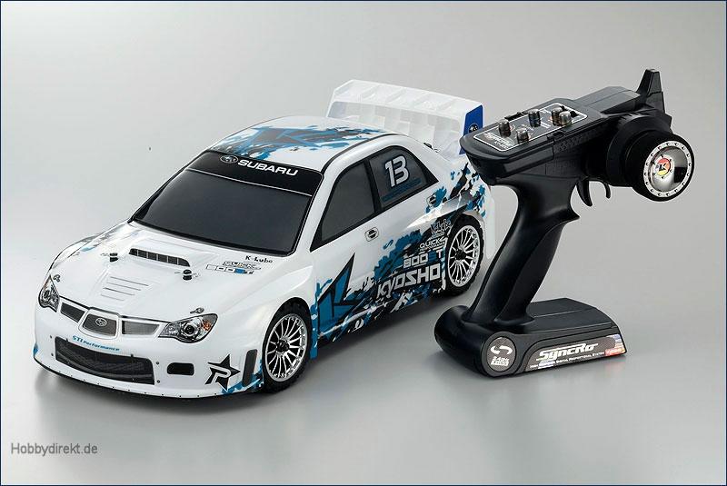 1:10 EP Fazer Subaru Impreza KX1 VE-X Kyosho 30913t1