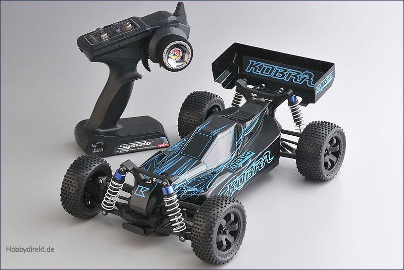 1:10 EP 4WD Fazer Kobra Kyosho 30930T2