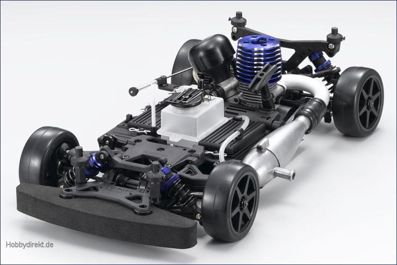 1:10 GP 4WD V-One SIII Evo Arta NSX Kyosho 31344