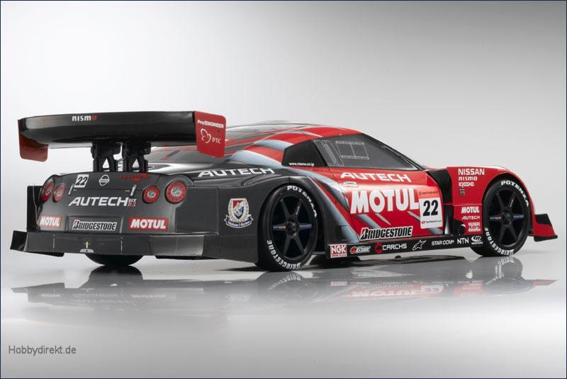 1:10 GP 4WD V-One SIII Evo Motul GT-R Kyosho 31349