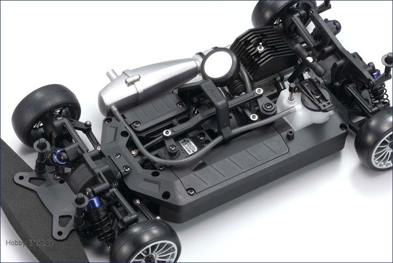 1:10 GP 4WD Fazer AMG Merced. DTM 05 Kyosho 31382