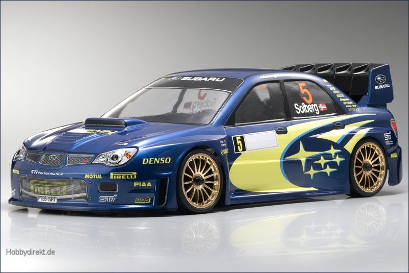 1:10 GP 4WD Fazer Subaru Impreza WRC Kyosho 31383F