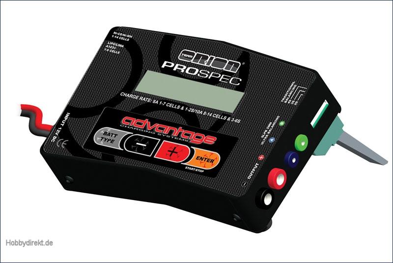 Ladegeraet Advantage Pro Spec Team Orion ORI30128