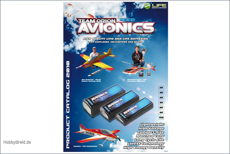 katalog team orion avionics 2010 team orion ori43911. Black Bedroom Furniture Sets. Home Design Ideas