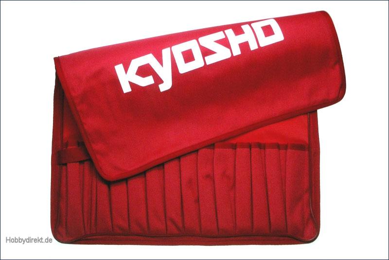 Werkzeugtasche ohne Werkzeug Kyosho YKW-10B