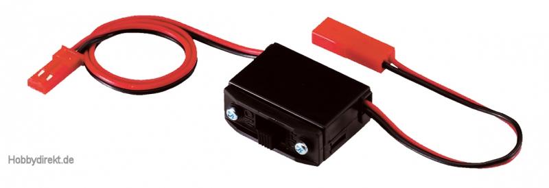 bec kabel mit schalter lrp 107a20072a 4944683001090 hobbydirekt. Black Bedroom Furniture Sets. Home Design Ideas