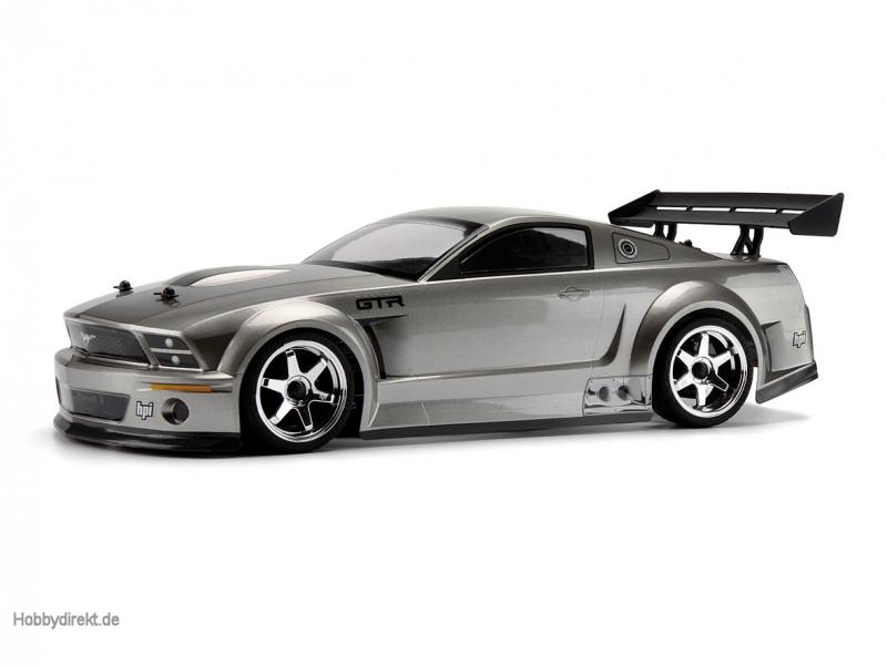 Ford Mustang GT-R Karo (gunmetal/200mm) hpi racing H100474