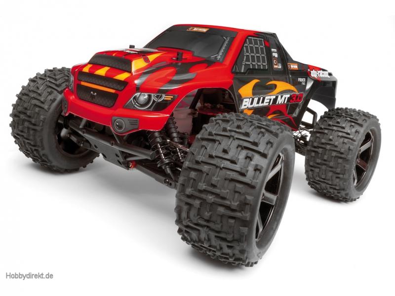 Bullet MT 3.0 RTR (2.4GHz) hpi racing H101701