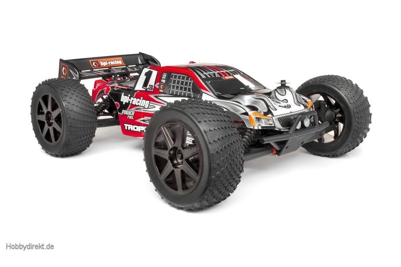 Trophy Truggy Karosserie (klar) hpi racing H101779