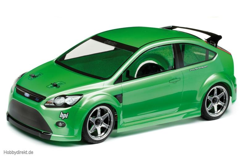 Ford Focus RS Karosserie (200mm) hpi racing H105344