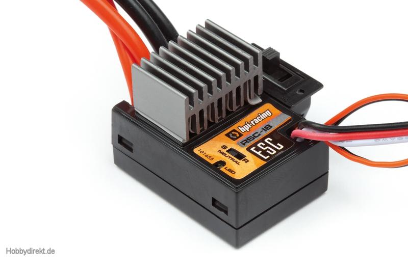HPI SM-2 Elektronischer Fahrtenregler hpi racing H105505