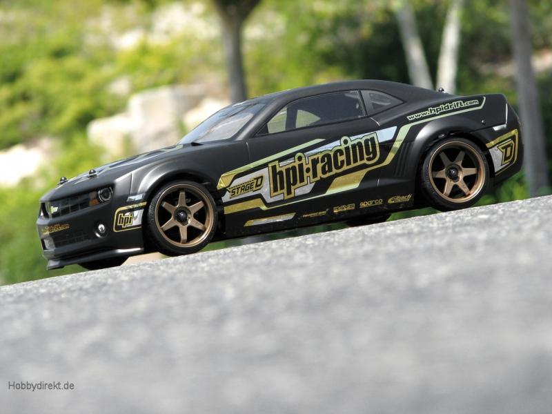 Sprint 2 Drift RTR 2010 Camaro (2.4GHz) hpi racing H106152