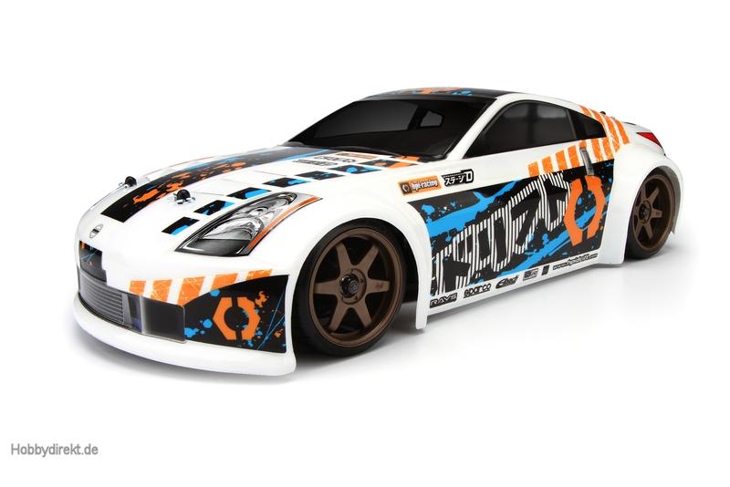 Sprint 2 Drift RTR Nissan 350Z hpi racing H106154