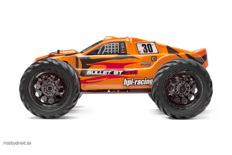 Bullet ST 3.0 RTR (2.4GHz) hpi racing H107004