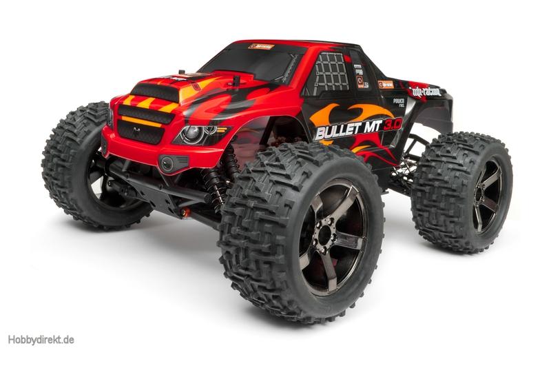 Bullet MT 3.0 RTR (2.4GHz) hpi racing H107006
