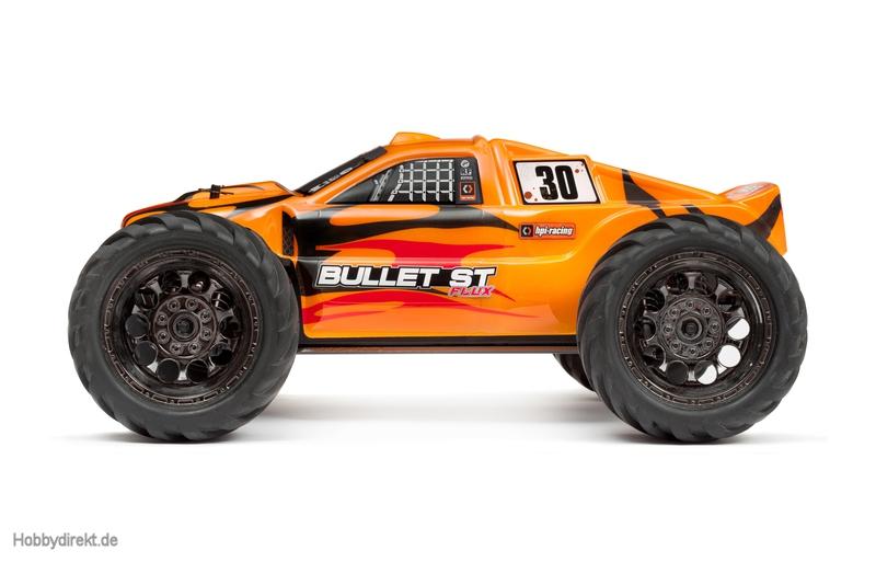 Bullet ST Flux RTR (2.4GHz) hpi racing H107008