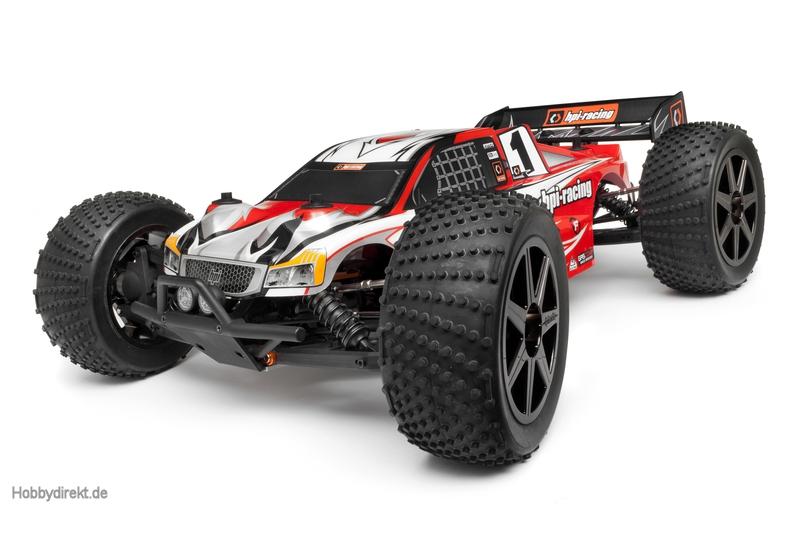 Trophy Truggy Flux RTR (2.4GHz) hpi racing H107018