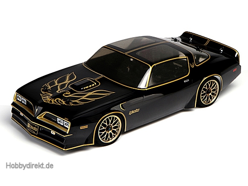 Pontiac Firebird 1978 Karosserie (200mm) hpi racing H107201