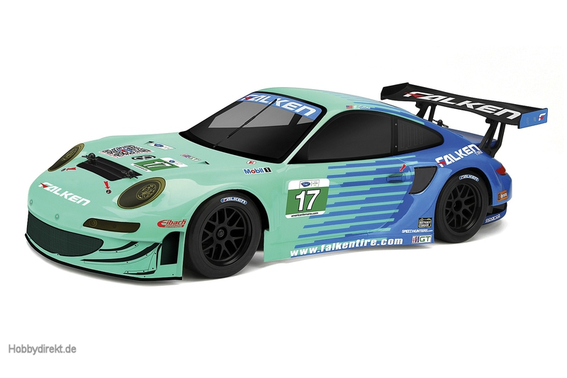 Porsche 911 GT3 RSR 2012 Karo (206/210) hpi racing H108370