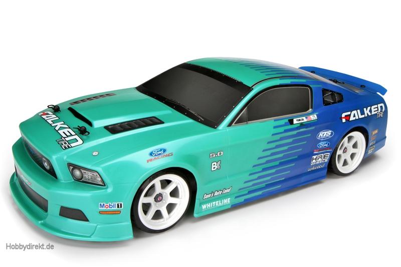 E10 Drift Justin Pawlak Ford Mustang hpi racing H111277