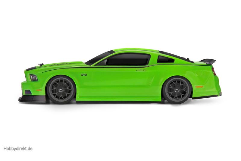 Ford Mustang 2014 RTR-Karosserie (200mm) hpi racing H113122