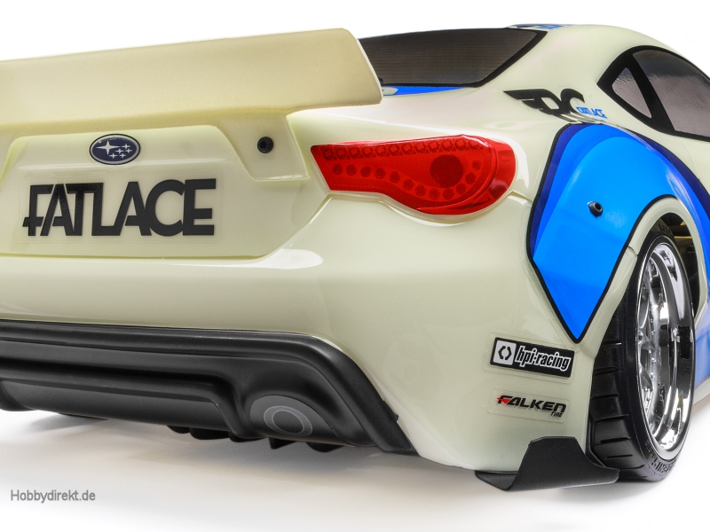 RS4 Sport 3 Drift RTR Subaru BRZ hpi racing H114356
