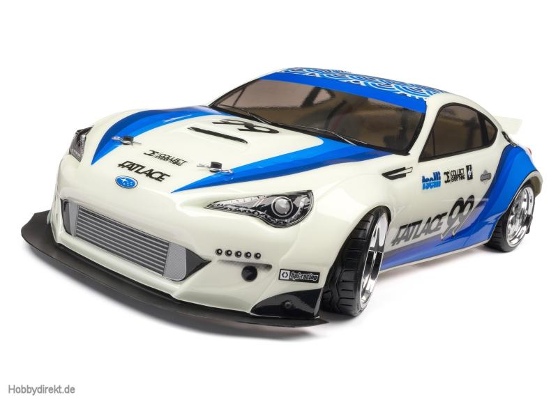 Fatlace Subaru BRZ Karo (weiss/200mm) hpi racing H114644