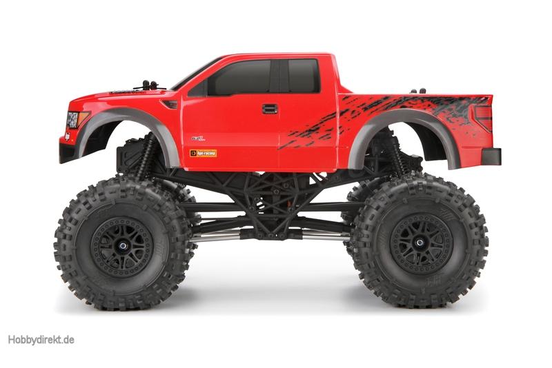 Crawler King RTR mit Ford Raptor Karo hpi racing H115118